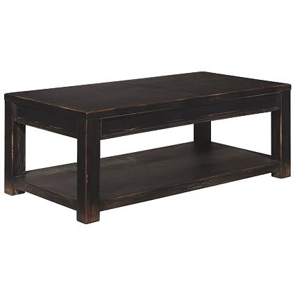 Amazoncom Ashley Furniture Signature Design Gavelston Black