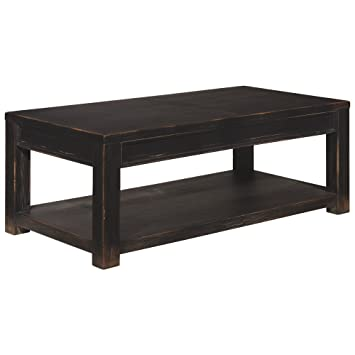 Amazoncom Ashley Furniture Signature Design Gavelston Black