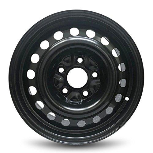 Steel Rims: Caravan Town & Country 16″ 5 Lug Steel Wheel/16×6.5 Steel Rim