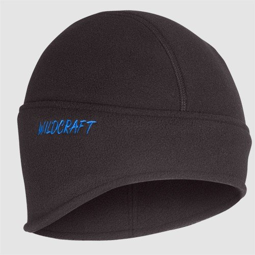 99649d4ab0c Wildcraft Fleece Ski Cap - Anthracite Black  Amazon.in  Clothing    Accessories
