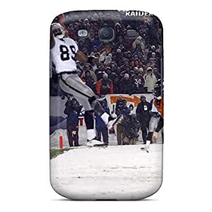 Galaxy S3 Case Cover Oakland Raiders Case - Eco-friendly Packaging
