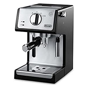 De'Longhi ECP3420 15 inches Bar Pump Espresso and Cappuccino Machine