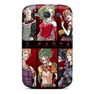 Bernardrmop Perfect Tpu Case For Galaxy S3/ Anti-scratch Protector Case (final Fantasy Vi)