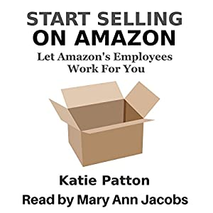 Start Selling on Amazon Audiobook