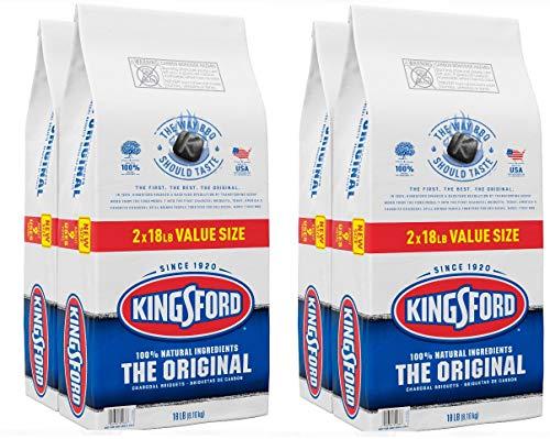 Kingsford (4 Pack) Original Charcoal Briquettes