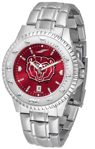 Missouri State Bears Competitor Steel AnoChrome Men's Watch