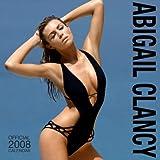 Official Abigail Clancy Calendar 2008