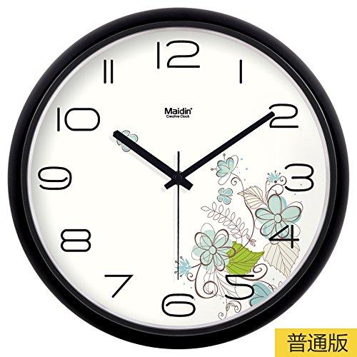 Cuisine & Maison WALL CLOCK WERLM Accueil Horloge Murale décor ...