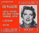Wagner Die Walkure ( Complete )- Astrid Varnay Opera Debut - Metropolitan 1941 ; Helen Traubel , Alexander Kipnis , Lauritz Melchior , Friedrich Schorr ; Erich Leinsdorf ( 3 Cd's )