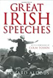 Great Irish Speeches, Richard Aldous, 1847241956