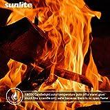 Sunlite 01506-SU Petite Chandelier Flicker Flame