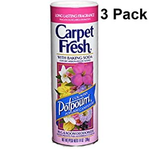 baking soda on carpet carpet fresh rug and room deodorizer with 12988