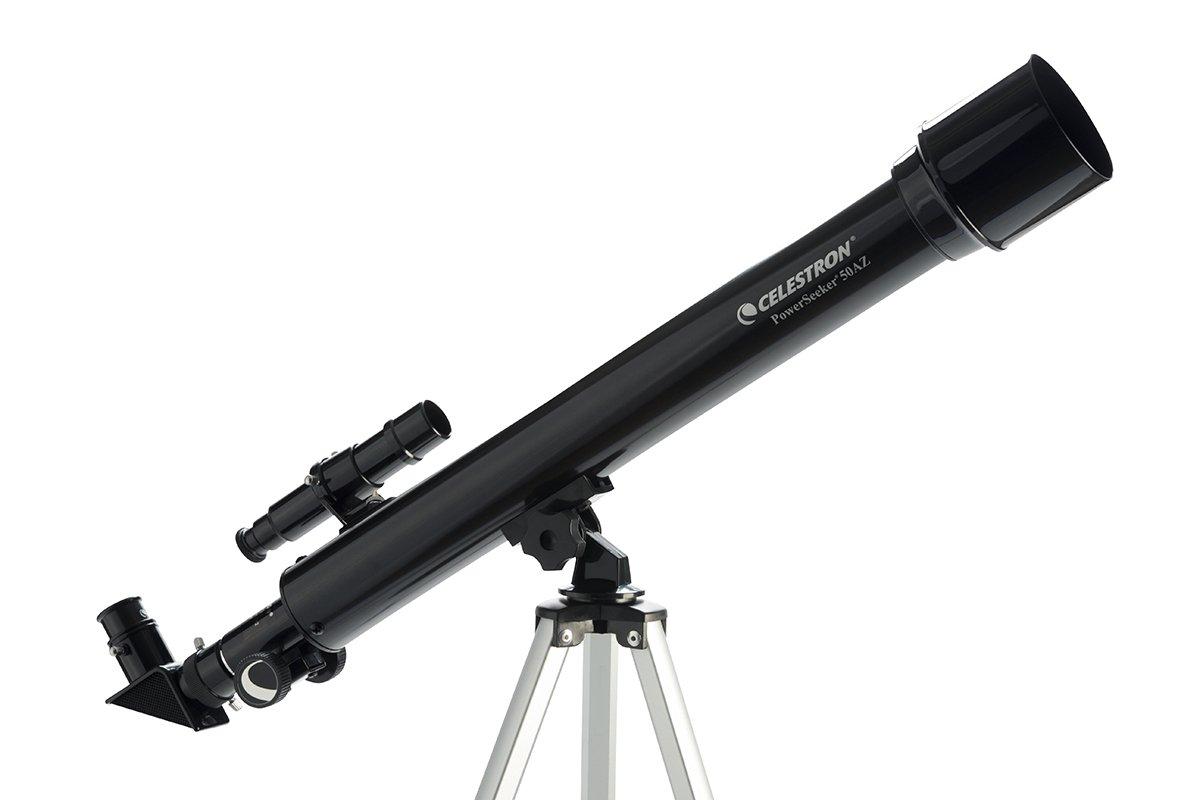 Celestron télescope powerseeker 50az [de c21039]: amazon.fr: high tech