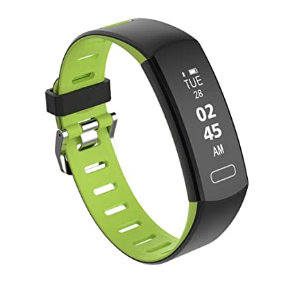 Amazon.com: Connected Watch, Fitness Activity Tracker ...