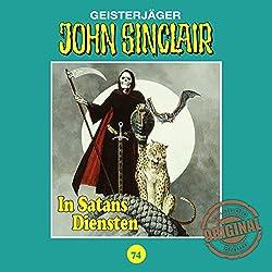 In Satans Diensten (John Sinclair - Tonstudio Braun Klassiker 74)