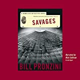 img - for Savages (Nameless Detective Novels) book / textbook / text book