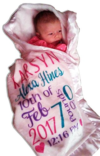 Personalized Baby Blankets ( 30