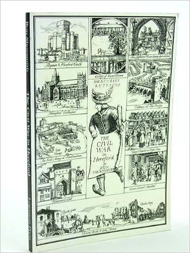 Tenne bøker nedlasting The Civil War in Hereford by R. Shoesmith (Norwegian Edition) PDF