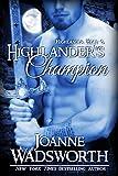 Highlander's Champion (Highlander Heat Book 6)