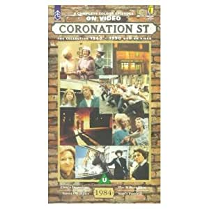 Coronation Street [Reino Unido] [VHS]: Amazon.es: Barbara