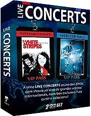 Coleção Live Concerts