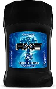 AXE LEAGUE OF LEGENDS LOL Desodorante en barra para caballero 54g
