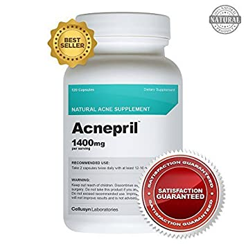 Amazon Com Acnepril Acne Treatment Skin Detox Balance