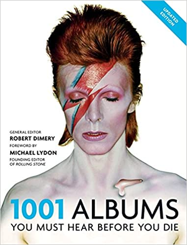 Book 1001 Albums You Must Hear Before You Die