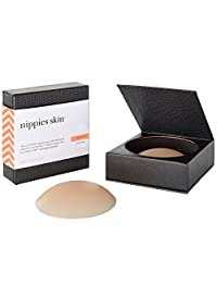 Nippies Skin ORIGINAL Hypoallergenic Nipple Covers Pasties ADHESIVE CARAMEL COLOR