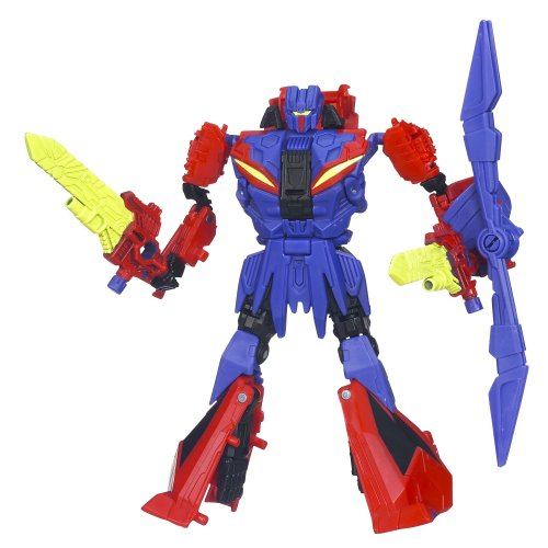 Transformers Generations Fall of Cybertron Deluxe Class Vortex Figure