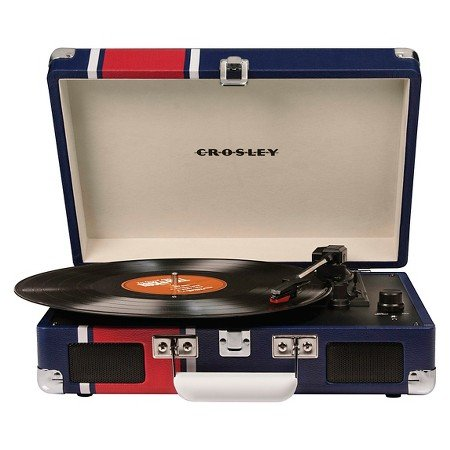 Crosley Radio Cruiser Record Player, Portable Turntable for sale  Delivered anywhere in USA