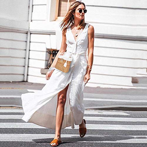Blanco Blanco Casual PROKTH Casual Mujer Mujer PROKTH nvSq5wAY