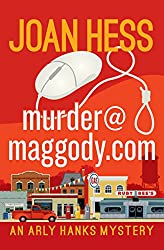 murder@maggody.com (The Arly Hanks Mysteries)