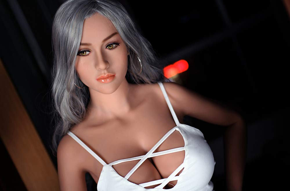 Sex Doll for Men Lifelike Life Size Adult Toy Realistic Doll Men Doles 158cm-F-Cup by XJDOLL (Image #8)
