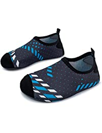 Children's Swim Water Shoes Barefoot Aqua Socks for Beach Pool Surfing Yoga