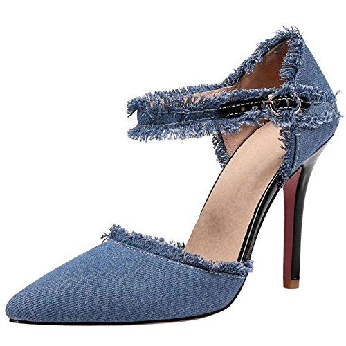 Jeans Zanpa Zanpa Mode Sandali Donna Donna ZZIOr