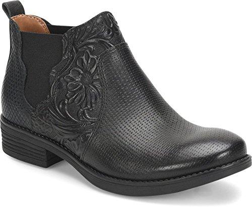Comfortiva Women's Tenny Black Leather 8.5 C/D US