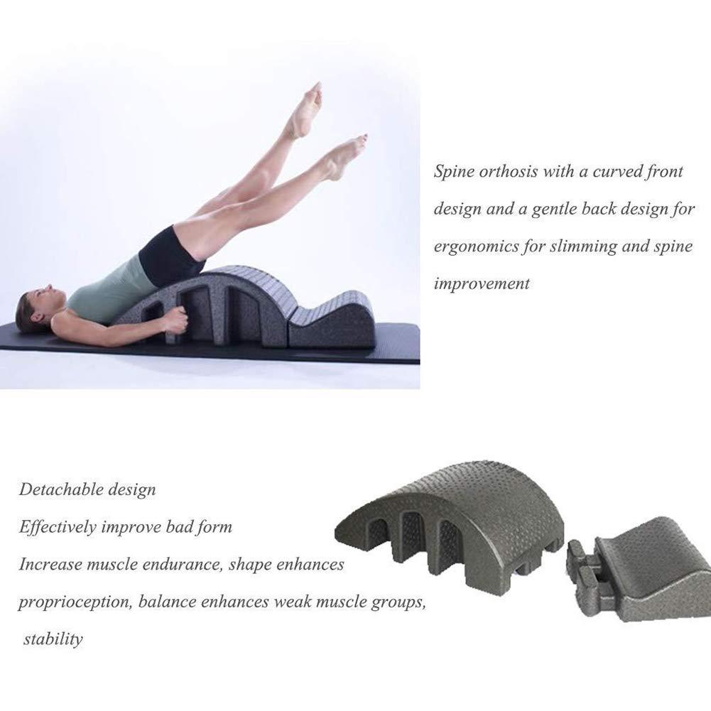 Amazon.com: Hetao - Mesa de masaje de pilates con arco y ...