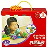 Playskool Clipo Basic Figure Set