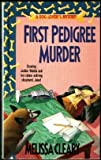 First Pedigree Murder, Melissa Cleary, 042514299X