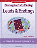 Leads and Endings, Kathleen Hurni-Dove and Lola M. Schaefer, 0439444012