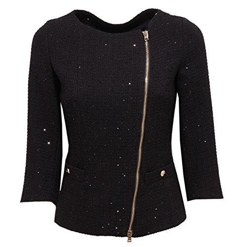7881r 4 Donna Giacca Coat Manica Jacket Herno Woman Nero 3 pvSpqa
