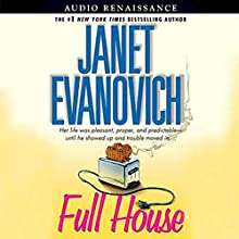 Full House  Audiobook by Janet Evanovich Narrated by Lorelei King