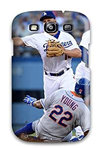 Galaxy S3 Case Slim [ultra Fit] Los Angeles Dodgers Protective Case Cover