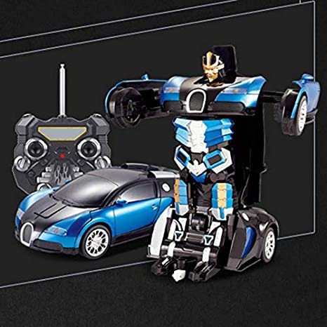 Spuruth Ultra-Sensing Gesture Transform Remote Control Car Model Kids Toy