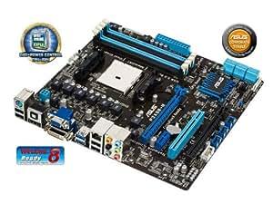 ASUS AMD A55 SATA 3.0 Gb-s 240-Pin DDR3 2400 Motherboards F2A55-M/CSM