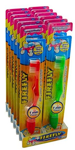 Firefly Original Flashing Toothbrush Bristle product image