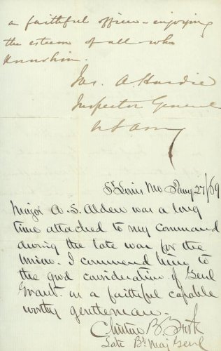major-general-james-a-hardie-autograph-document-signed-04-28-1866