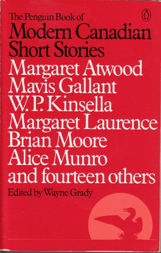 The Penguin Book of Modern Canadian Short Stories