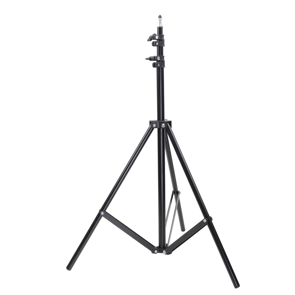 Neewer® Aluminum Photo/Video Tripod Light Stand for Studio Strobe and Lighting Fixtures, Soft Box - 3m / 10 Feet 10079576